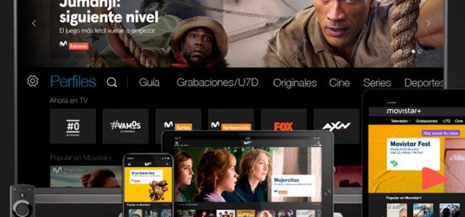 3×2 en Movistar+ Lite: contrátalo ahora y no pagues hasta 2021