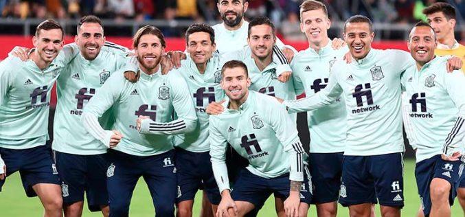 Finetwork ficha como nuevo socio patrocinador de la Selección Española de Fútbol
