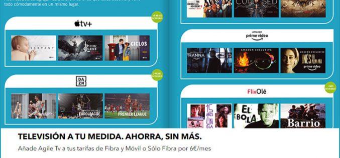 A falta de Sky, Yoigo y Masmóvil impulsan su TV con otras plataformas