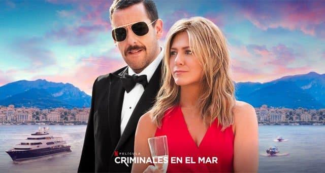 Criminales en el mar, película de Netflix