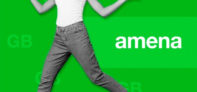 Amena recoge la cosecha de verano y mejora su tarifa móvil con 12GB