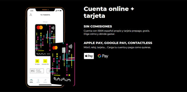 cuenta Rebellion Pay