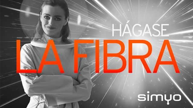 fibra óptica de Simyo