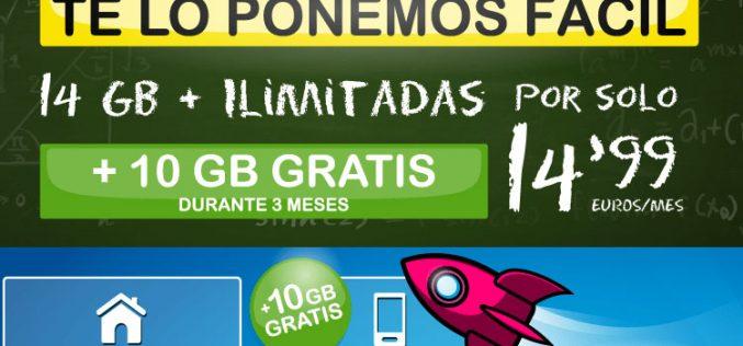 Suop regala 30GB en algunas tarifas móviles de contrato