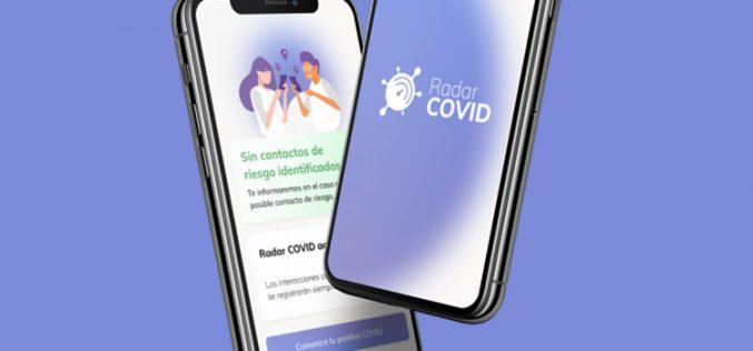 Radar Covid no consumirá datos móviles a los clientes de Movistar, Orange y Vodafone