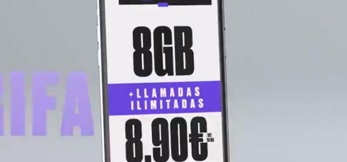 Finetwork aumenta la familia de tarifas móviles con llamadas ilimitadas