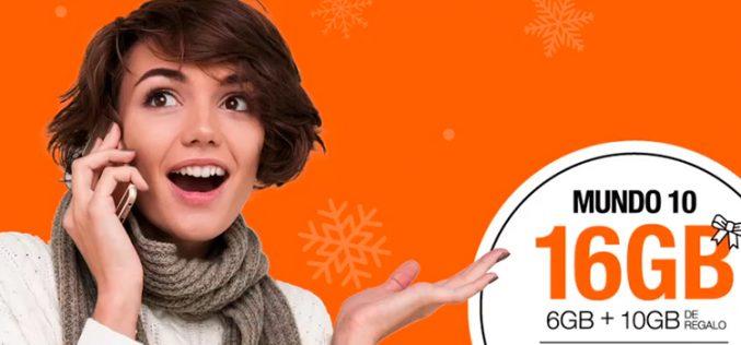 La Navidad llega a las tarifas prepago de Orange en forma de GB extra