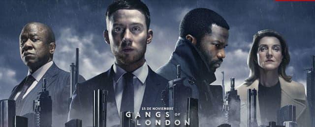Gangs of London, serie de Starzplay