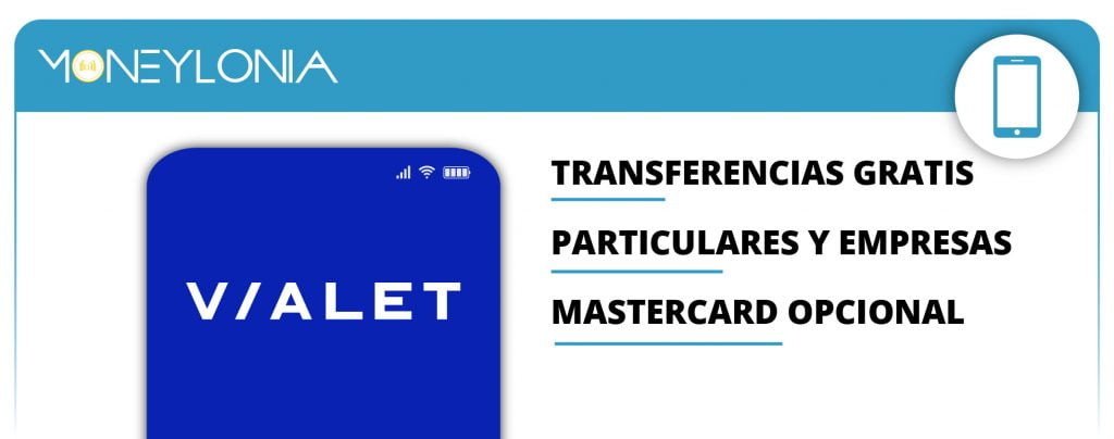 cuenta del banco Vialet