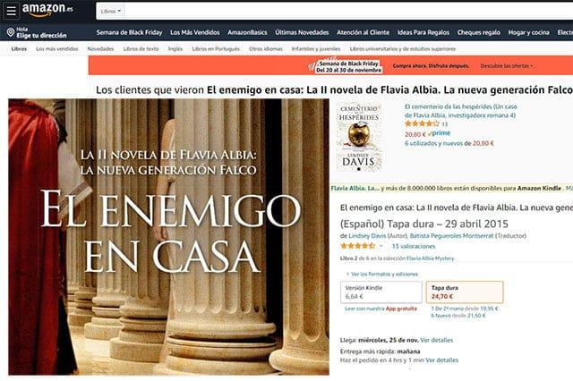 fraudes en Amazon