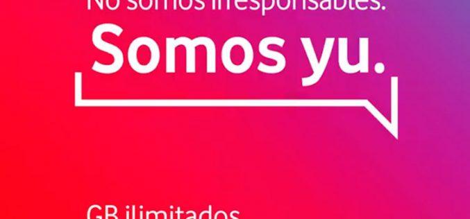 Los datos ilimitados llegan a Vodafone Yu por Navidad