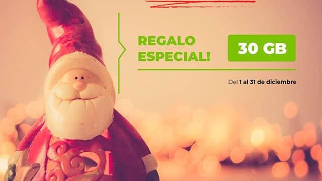 Oferta Navidad Mobilfree 2020