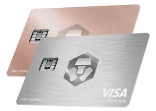 tarjeta Visa Crypto.com