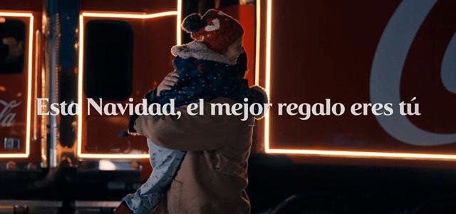 Coca-Cola apuesta por la emocionante historia de un padre y su hija en su spot.