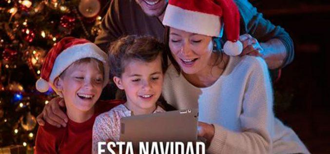 Ion Mobile lanza el bono Turrón con 100GB para navegar en Navidad