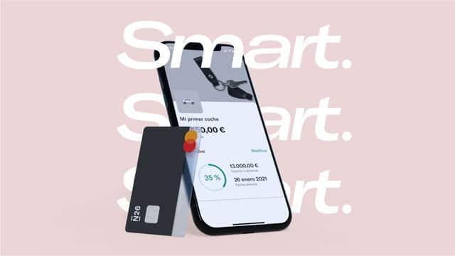 tarjeta N26 Smart