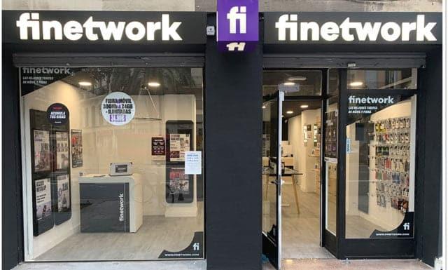 tiendas Finetwork