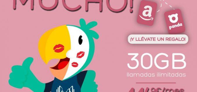 Dígame! y Movilonia.com reparten amor con su nueva promoción exclusiva