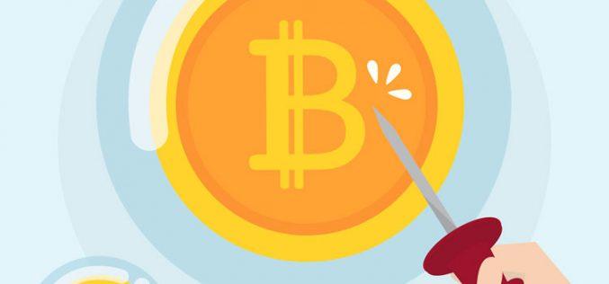 Bitcoin: ¿se desinfla la burbuja o es el momento de comprar esta criptomoneda?