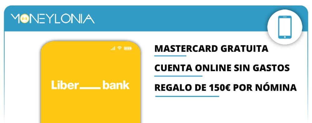 cuenta nómina de Liber_Bank