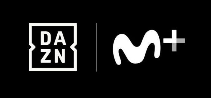 Acuerdo total: Dazn llega a Movistar para completar su oferta deportiva