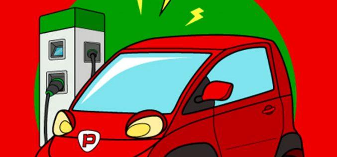 Pepeenergy sobre ruedas: lanza su nueva tarifa coche eléctrico