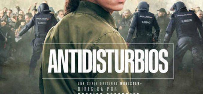 Antidisturbios, la serie más vista en Movistar+ en 2020