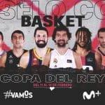 Copa ACB de Basket en Movistar+ Lite