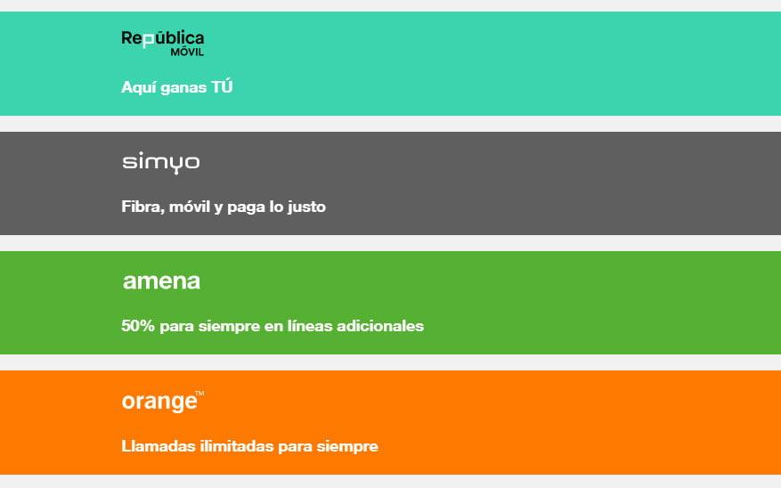 Orange Vuelve A Matar A Amena Movilonia Com