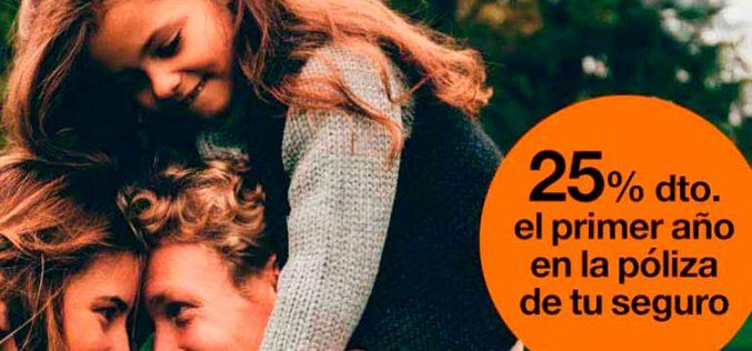 Orange Seguros amplía sus horizontes: ya ofrece seguros de vida