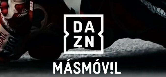 Masmóvil ofrece tres meses de suscripción a Dazn gratis