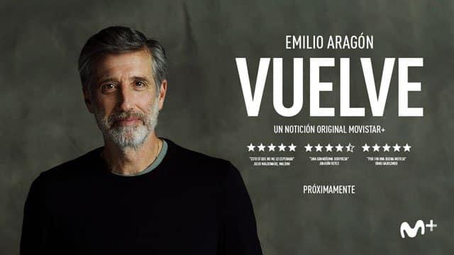 Emilio Aragón presenta B.S.O. en Movistar+