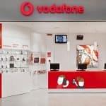 Lowi en tiendas Vodafone