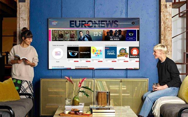 canal Detectives en Samsung TV Plus