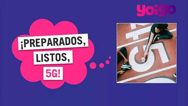 5G Yoigo