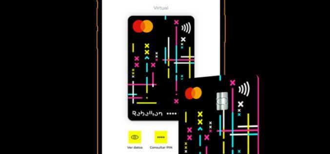 El banco móvil Rebellion ahora permite domiciliar la nómina