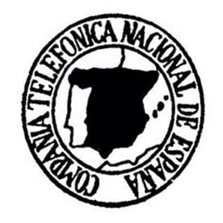 logotipo de CTNE en 1924