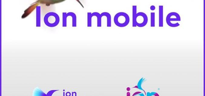 Ion Mobile actualiza su logotipo y sus tarifas móviles