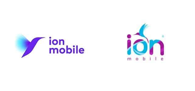 nuevo logotipo de Ion Mobile