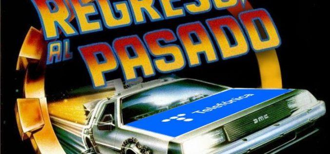 Telefónica cambia su logotipo por una versión del que estrenó en 1984