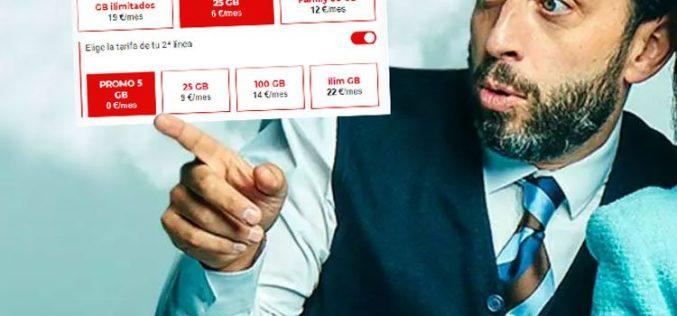 Virgin Telco regala una línea móvil con 5GB e ilimitadas