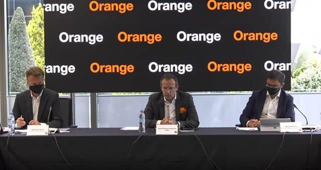 resultados financieros del 1T de 2021 de Orange
