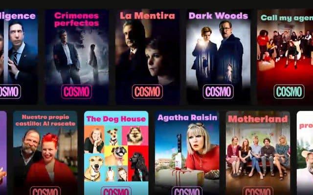 canal Cosmo ON en Movistar+