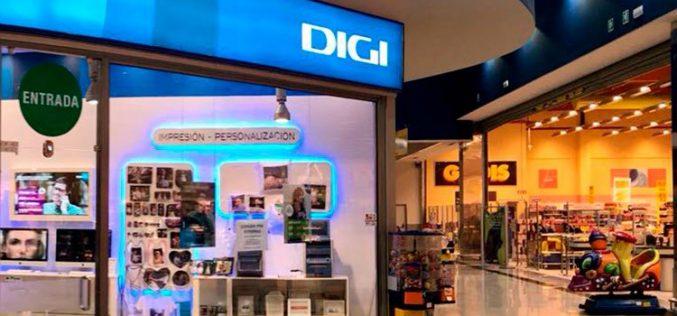 Digi indemniza a clientes afectados por caídas de fibra óptica