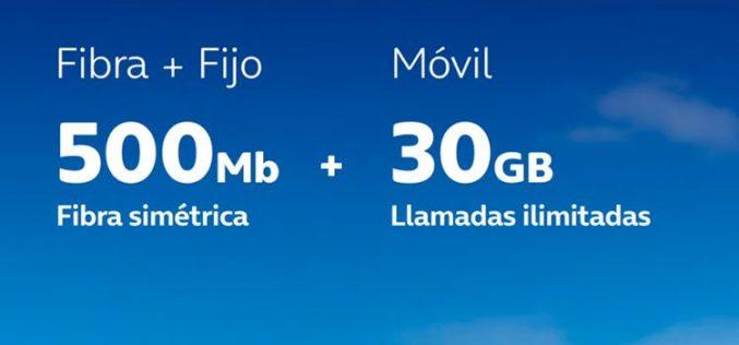O2 recupera el centro con su nueva tarifa combinada de fibra y móvil