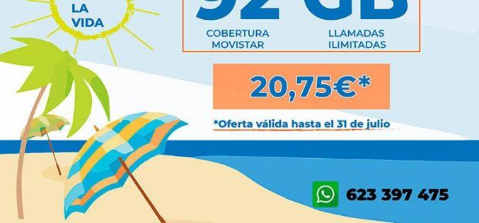 Mobilfree trae el primer 'hit' del verano con su nueva tarifa Bombazo
