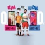 Kin Kon, oferta de verano 2021 de Euskaltel: móviles gratis