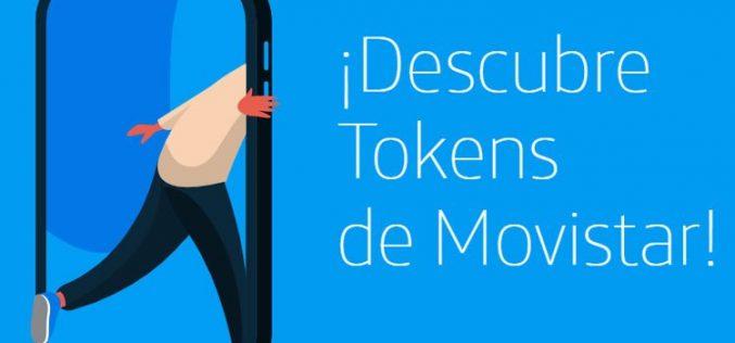 Tokens de Movistar premia la fidelidad de los clientes de Fusión