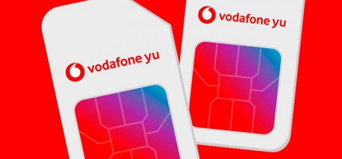 Las líneas adicionales con descuento llegan a Vodafone Yu
