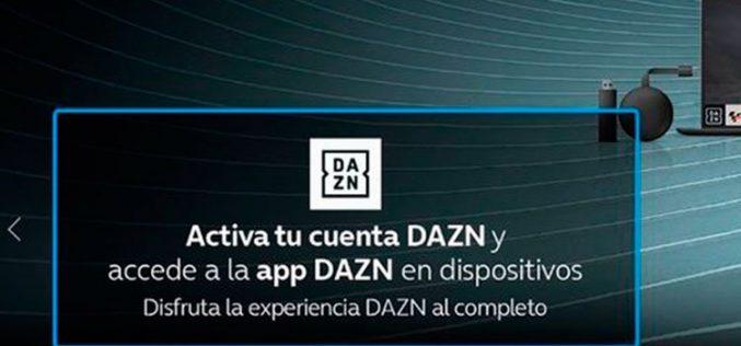 La unión de Movistar y Dazn se fortalece: activa el acceso a su app